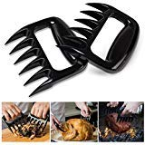 Bear Paws Shredding Claws, Kitchen Meat Shredders by HOUSY– Easily & Safely Lift, Handle, Shred, and Cut Meats