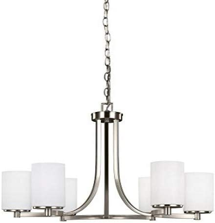 Sea Gull Lighting 3139106-962 Hettinger Six Light Chandelier