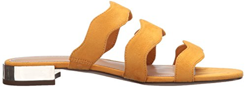 Bcbgeneration Womens Dania Flat Sandal Calendula