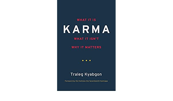 Karma: What It Is, What It Isnt, Why It Matters (English ...