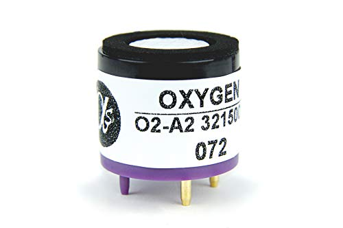 Replacement Oxygen (O2) Sensor for The Industrial Scientific M40