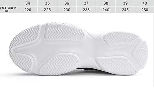 De zapatillas Viejos Deporte mujer Pink Zapatillas zapatos vqwazad
