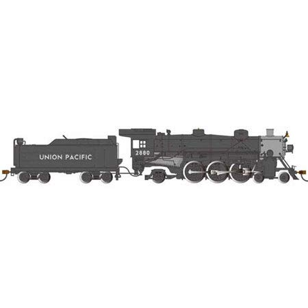Bachmann Industries Trains Usra Light Pacific 4-6-2 Dcc Sound Value Equipped Union Pacific 2880 Ho Scale Steam Locomotive
