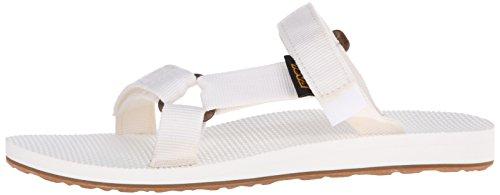 W's Universal Bright Teva Femme Sandales Sport White De Slide ZpwqqznTO