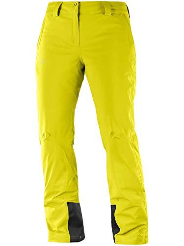 Spring Pantalón Sulphur Salomon Icemania Diseño De Para W Mujer pq80q5