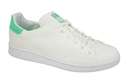 adidas Stan Smith Pk, Zapatillas de Deporte Unisex Adulto Blanco (Ftwbla/Ftwbla/Briver)