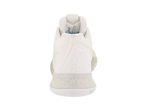 Nike Männer Kyrie 3 Basketball Turnschuhe Elfenbein / Hell / Grau / Hell / Knochen