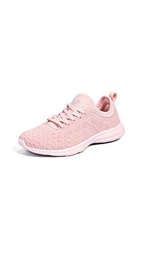 APL: Athletic Propulsion Labs Women's Techloom Phantom Sneakers, Gossamer Pink, 8 M US