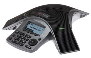 Polycom IP Conference Phone, SoundStation IP 5000 POE, Patented Acoustic Clarity Technology ,SIP Call Platforms (Renewed)