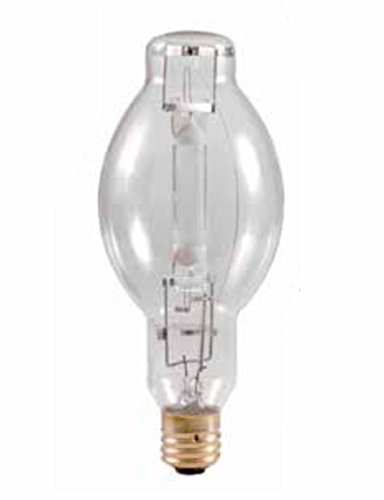 (6-Pack) Sylvania 64054 - M400/PS/U/ED37 400W Clear Premium Metal Halide Lamp by Sylvania