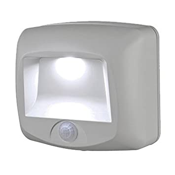 Mr. Beams MB530 Wireless Battery-Operated Indoor/Outdoor Motion ...