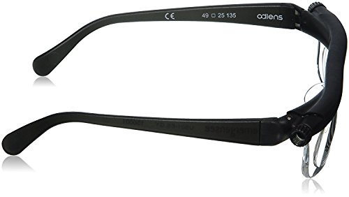6c90b1bd7ed Adlens Adjustable Glasses - 20 20 Vision Eyewear for Men   Women -  Farsighted