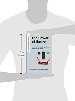 The Power Of Satire Topics In Humor Research Amazon Co Uk