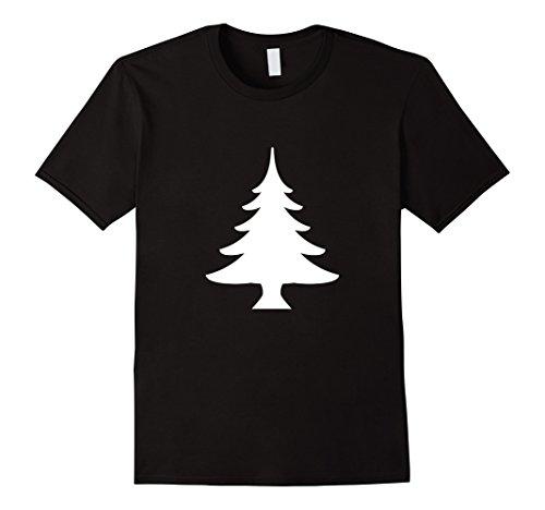 Mens CHRISTMAS XMAS TREE T-SHIRT [HOLIDAY GIFT & FAMILY OUTFIT] 3XL (Mens Xmas Outfits)