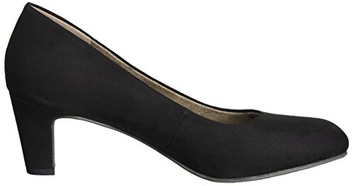 Tacón Mujer Negro black Tamaris 001 Para 22478 De Zapatos qSaw7zt