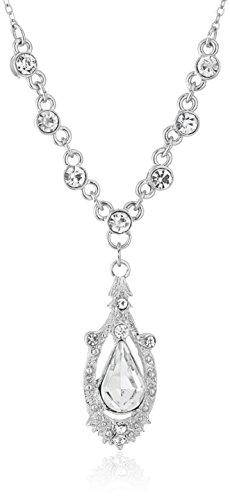 1928 Jewelry Silver-Tone...