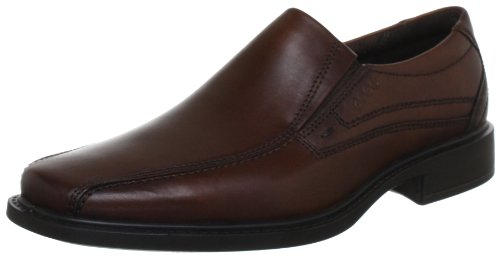 ECCO Men's New Jersey Slip On Loafer, Mink 6-6.5 M US