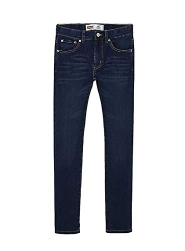 Levis 510 Jeans Blue Dark Bambino gXdRdqCxw