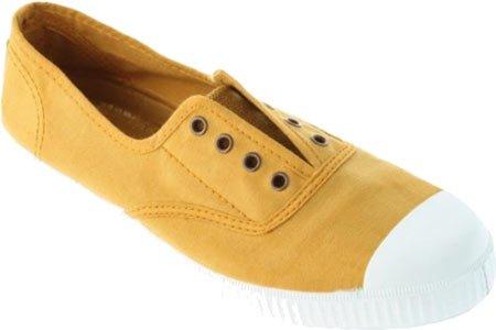 Victoria Womens Inglesa Elastico Fashion Sneaker Curry