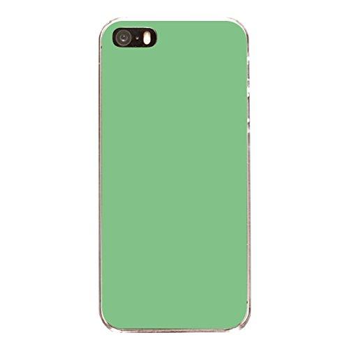 """Disagu Design Case Coque pour Apple iPhone SE Housse etui coque pochette """"Minzgrün"""""""