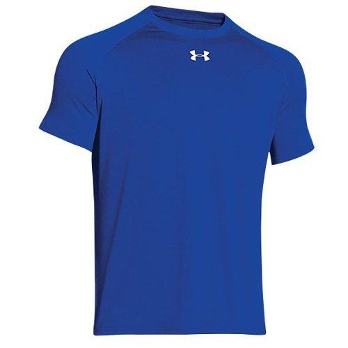 Under Armour Locker T-Shirt-Royal-XL