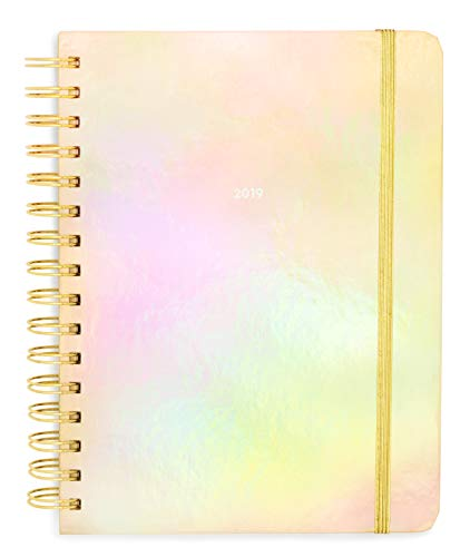 2-Month Annual Hardcover Planner with Daily, Weekly, Monthly Spreads for January 2019 – Dec 2019, 8