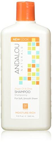 Andalou Naturals Argan Moisture Shampoo product image