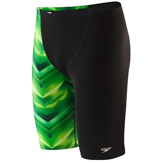 Speedo Pulse Jammer - Endurance Lite Green 24 by Speedo