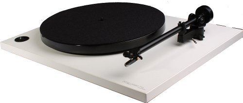 Rega - RP1 Turntable w/Performance Pack - White