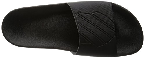 K-Swiss Herren K-Slide Athletic Sandale Schwarz