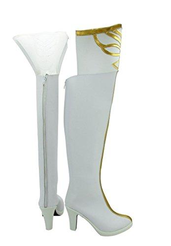 Bromeo Amnesia World TOMA SHIN KENT UKYO IKKI Cosplay Chaussure Bottes Boots