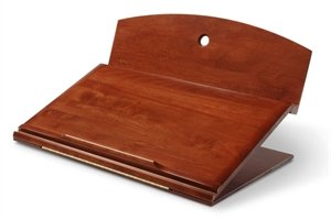Ergo Desk - 401R - Designer Series Portable Reading and Lap Writing Desk - Rosewood - Large by Ergo Desk
