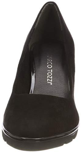 2 Femme 2 black 22456 Noir 21 001 Marco Escarpins Tozzi 001 w7OqEnxP