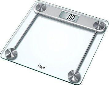 Amazoncom Ozeri Pro Series Digital Bathroom Scale With Large - Large display digital bathroom scales