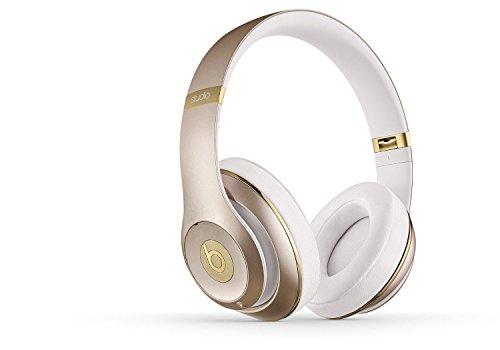 Beats Studio Wireless Bluetooth Over-Ear Headphone -Gold (Beats Wireless Over Ear)