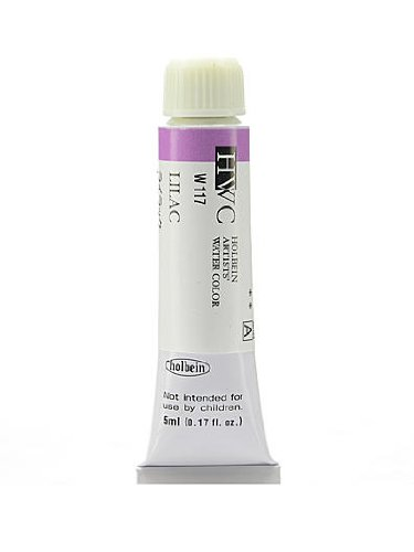 Holbein Artist Watercolor lilac 5 ml [PACK OF 2 ]