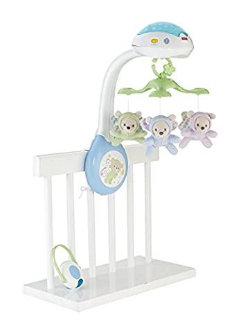 Fisher-Price - Butterfly Dreams 3-in-1 Projection