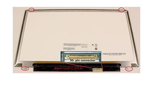 Desconocido Pantalla portatil Acer AUO B133XTF01.3 13.3 Alta definición LED: Amazon.es: Electrónica