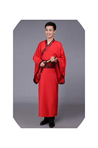 Taobao Chinese Costumes - Chinese Hanfu Costume Men Clothing Traditional