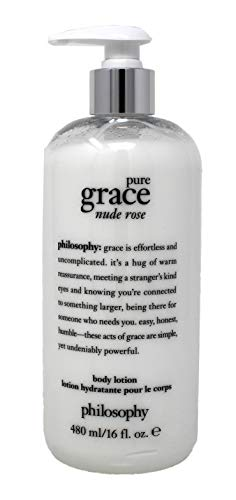 Pure Grace Nude Rose Body Lotion, 16 Fl Oz