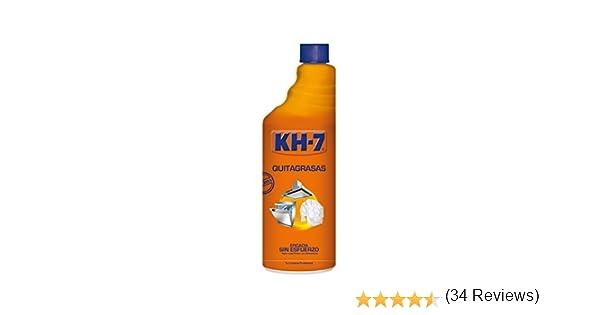 Kh 7 Quitagrasas Producto de Limpieza - 0,75 l: Amazon.es: Amazon ...