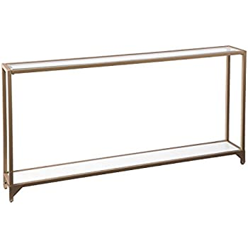 Wonderful Furniture HotSpot   Metal Skinny Console Table (56x29)