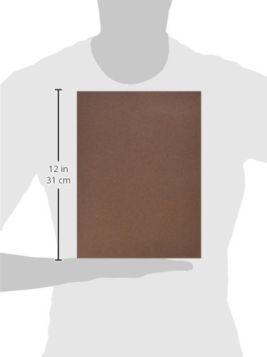 50 Sheets 9 x 12 Pacon Corp 9 x 12 103608 Riverside 3D Construction Paper Gray
