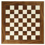 Maple Wood Veneer Chess Board (Design Toscano Deluxe Chess Board: Large)