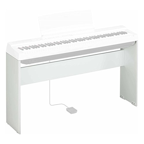 Yamaha L125WH Wooden Furniture Stand for P125WH,White