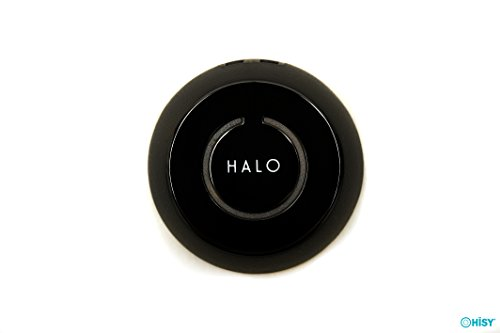 Shutter HALO Charm for Smartphones - Retail Packaging - Black by Shutter Halo