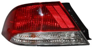 (TYC 11-5836-00 Mitsubishi Lancer Driver Side Replacement Tail Light Assembly)