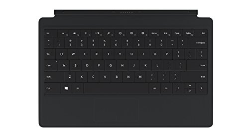 885370648966 - Microsoft Surface Type Cover 2 (Black) carousel main 0