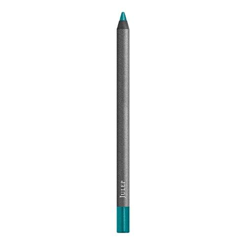 Julep When Pencil Met Gel Long-Lasting Waterproof Gel Eyeliner, Electric Teal (Teal Shimmer)
