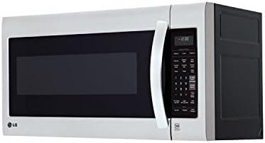 Amazon.com: LG LMV2031ST acero inoxidable 2.0 Cu. Microondas ...